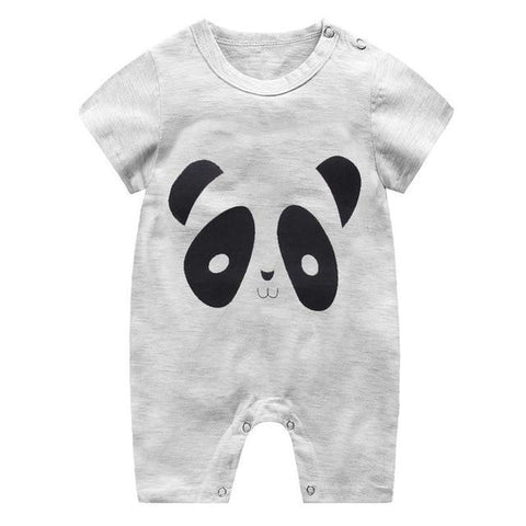 Image of Little Bumper Baby Clothes 15 / 3M-Height 55-60cm Romper Short Sleeve  Unisex Baby Clothes