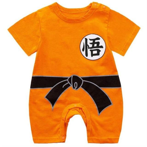 Image of Little Bumper Baby Clothes 17 / 6M-Height 60-65cm Romper Short Sleeve  Unisex Baby Clothes