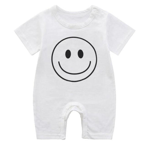 Image of Little Bumper Baby Clothes 18 / 24M-Height 75-82cm Romper Short Sleeve  Unisex Baby Clothes