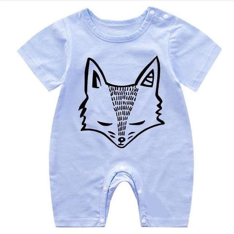 Image of Little Bumper Baby Clothes 19 / 18M-Height 70-75cm Romper Short Sleeve  Unisex Baby Clothes