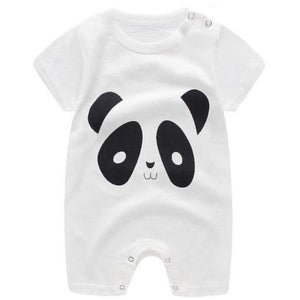 Little Bumper Baby Clothes 7 / 24M-Height 75-82cm Romper Short Sleeve  Unisex Baby Clothes
