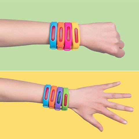 Image of Little Bumper Baby Toys Anti Mosquito Insect Repellent Wristband