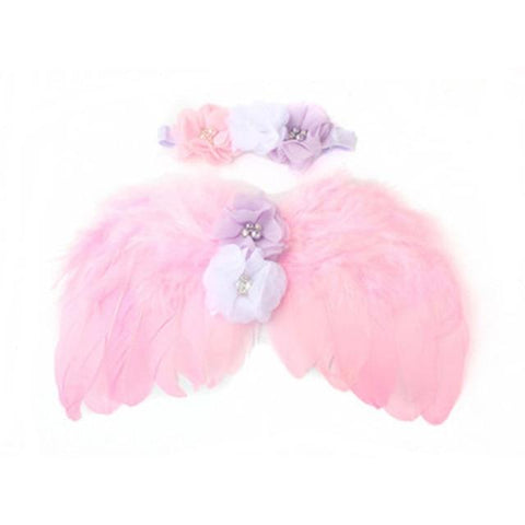 Image of Little Bumper Children Accessories 1 / United States Feather Wing  Girls  Headband