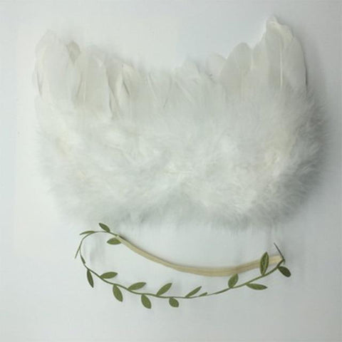 Image of Little Bumper Children Accessories 10 / United States Feather Wing  Girls  Headband