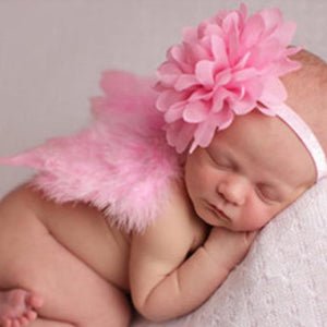 Little Bumper Children Accessories 19 / United States Feather Wing  Girls  Headband