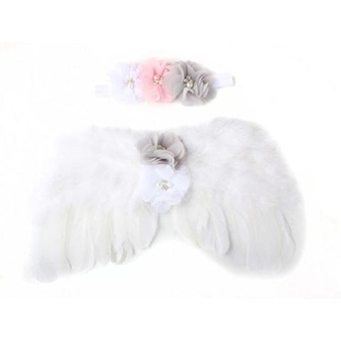 Image of Little Bumper Children Accessories 2 / United States Feather Wing  Girls  Headband
