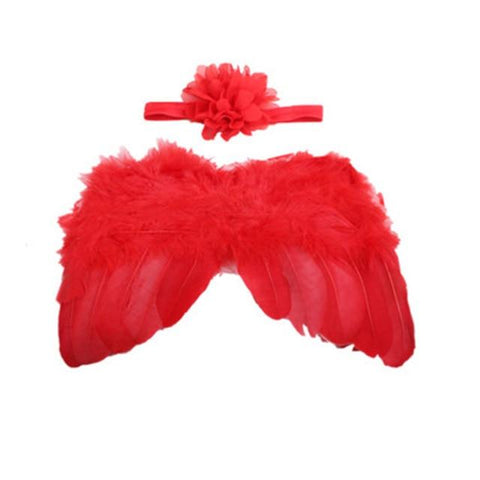 Image of Little Bumper Children Accessories 21 / United States Feather Wing  Girls  Headband