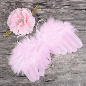 Little Bumper Children Accessories 29 / United States Feather Wing  Girls  Headband
