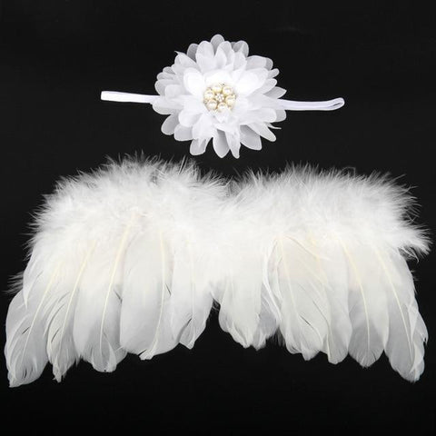 Image of Little Bumper Children Accessories 3 / United States Feather Wing  Girls  Headband