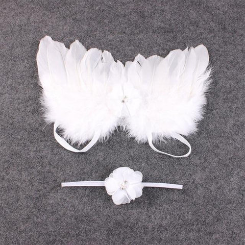 Image of Little Bumper Children Accessories 36 / United States Feather Wing  Girls  Headband