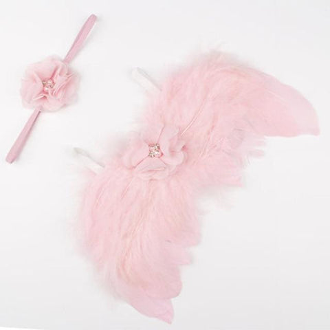 Image of Little Bumper Children Accessories 37 / United States Feather Wing  Girls  Headband