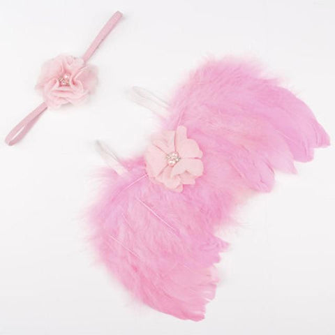 Image of Little Bumper Children Accessories 38 / United States Feather Wing  Girls  Headband