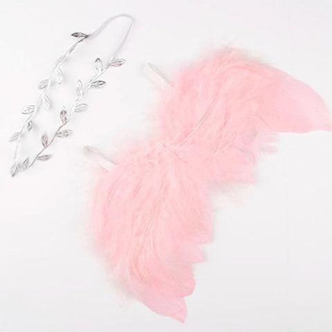 Image of Little Bumper Children Accessories 40 / United States Feather Wing  Girls  Headband