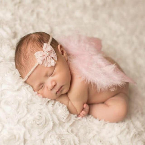 Image of Little Bumper Children Accessories 41 / United States Feather Wing  Girls  Headband