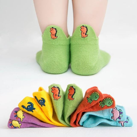 Image of Little Bumper Children Clothes 188 / XL(9-12 years old) Short Children Cotton Socks