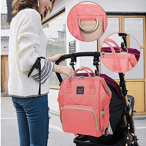 Little Bumper Diaper Bag Multifunction Stylish Backpack Baby Diaper Bag
