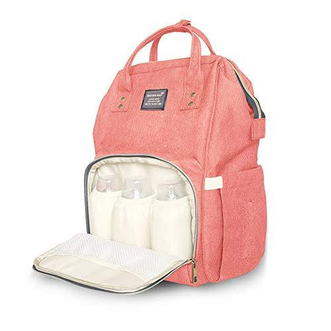 Image of Little Bumper Diaper Bag Multifunction Stylish Backpack Baby Diaper Bag