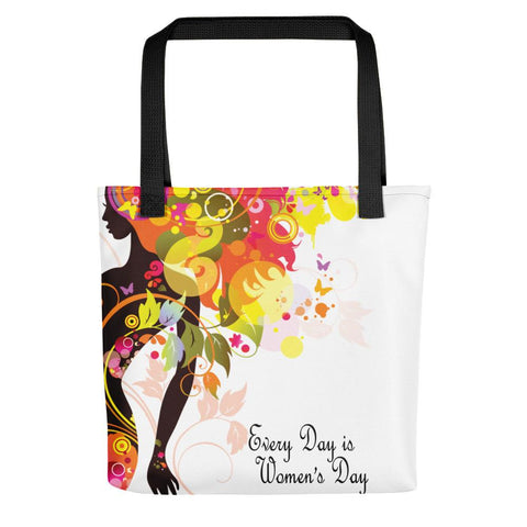 "Little Bumper ""Every Day is Women's Day"" Tote bag"