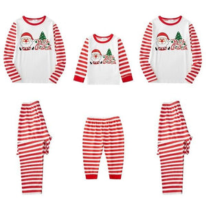 Little Bumper Family Matching Clothes 22 / Mom L / United States Christmas Family Pajamas Set