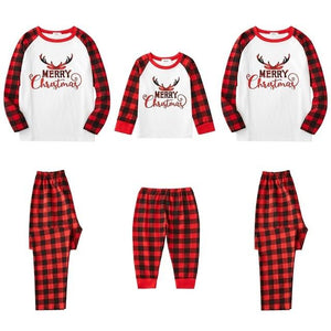 Little Bumper Family Matching Clothes 4 / Dad L / United States Christmas Family Pajamas Set