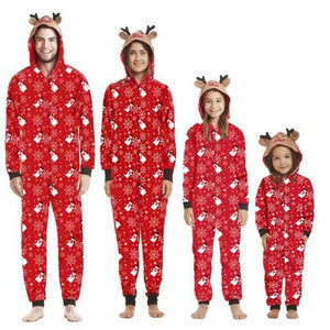 Little Bumper Family Matching Clothes Snowman / Kid 9T / United States Christmas Family Matching Rompers Pajamas