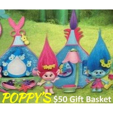 Image of Little Bumper girls POPPY'S $50 Gift Basket