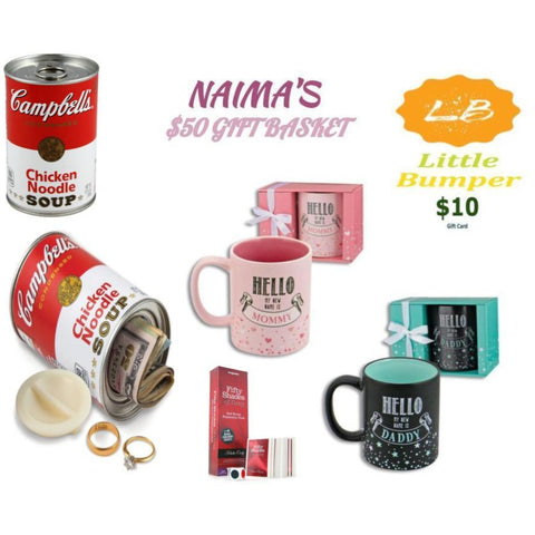 Image of Little Bumper Home & Garden - Home Decor NAIMA'S $50 GIFT BASKET