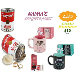 Little Bumper Home & Garden - Home Decor NAIMA'S $50 GIFT BASKET