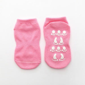 Little Bumper Kids Socks 13 / 6-10 years old Non-slip Floor Socks for Boys and Girls