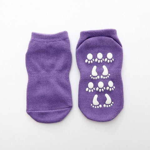 Image of Little Bumper Kids Socks 14 / 11 years old-Adult Non-slip Floor Socks for Boys and Girls