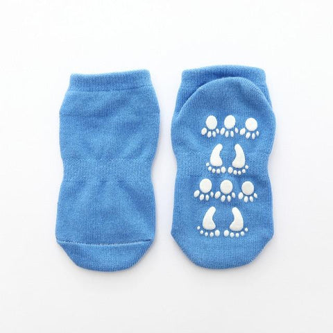 Image of Little Bumper Kids Socks 15 / 11 years old-Adult Non-slip Floor Socks for Boys and Girls