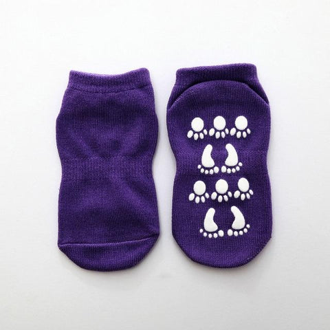 Image of Little Bumper Kids Socks 17 / 11 years old-Adult Non-slip Floor Socks for Boys and Girls