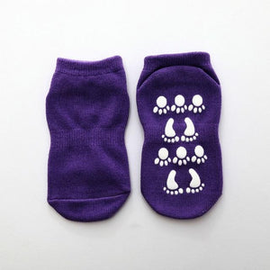 Little Bumper Kids Socks 17 / 11 years old-Adult Non-slip Floor Socks for Boys and Girls