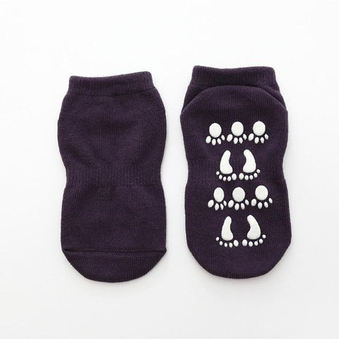 Image of Little Bumper Kids Socks 19 / 11 years old-Adult Non-slip Floor Socks for Boys and Girls