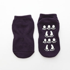 Little Bumper Kids Socks 19 / 11 years old-Adult Non-slip Floor Socks for Boys and Girls