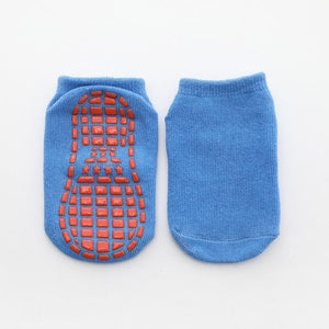 Little Bumper Kids Socks 2 / 11 years old-Adult Non-slip Floor Socks for Boys and Girls
