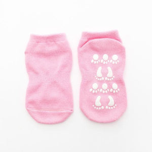 Little Bumper Kids Socks 21 / 6-10 years old Non-slip Floor Socks for Boys and Girls