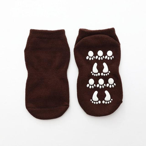 Image of Little Bumper Kids Socks 22 / 11 years old-Adult Non-slip Floor Socks for Boys and Girls