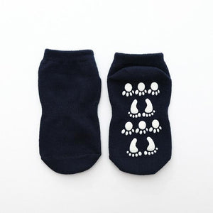Little Bumper Kids Socks 23 / 11 years old-Adult Non-slip Floor Socks for Boys and Girls