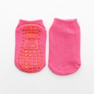 Little Bumper Kids Socks 4 / 1-5 years old Non-slip Floor Socks for Boys and Girls