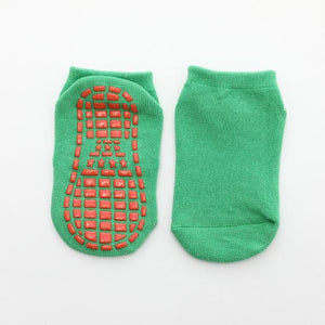 Little Bumper Kids Socks 9 / 6-10 years old Non-slip Floor Socks for Boys and Girls