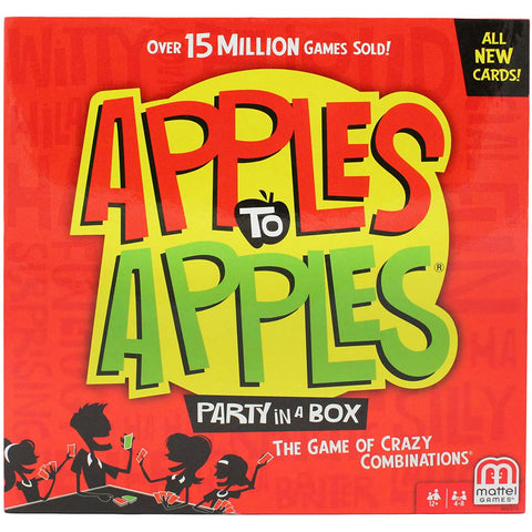 "Little Bumper Kids Toys ""Apples to Apples"" Card Game"