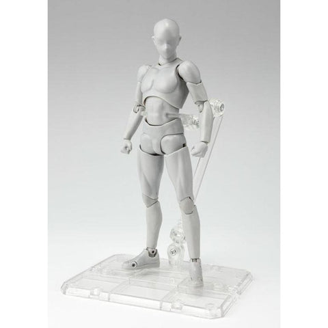 Image of Little Bumper Kids Toys Bandai Stage Act. 4 for Humanoid Stand Support (Clear)