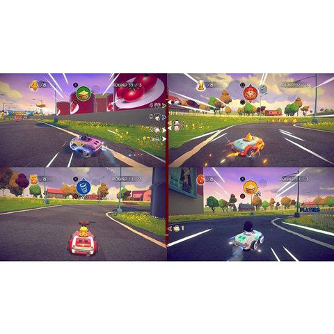 Image of Little Bumper Kids Toys Garfield Kart Furious Racing Video Game for PS4
