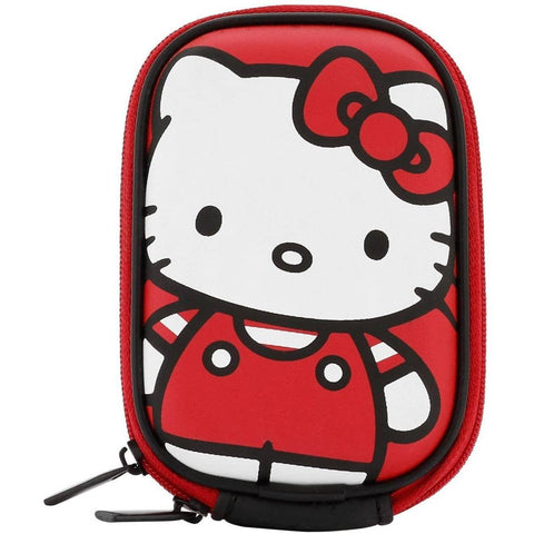 Little Bumper Kids Toys Hello Kitty Red Camera Case