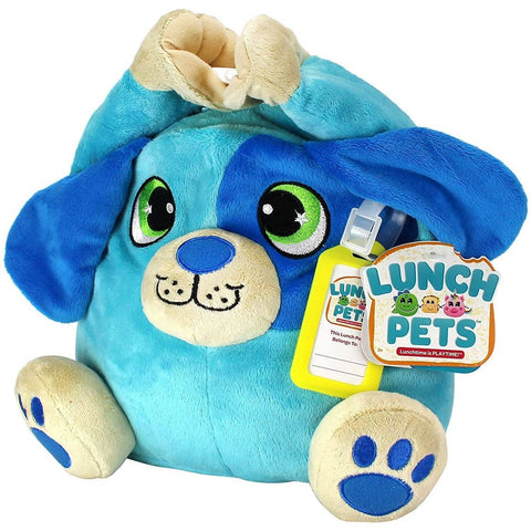 Little Bumper Kids Toys Hungry Pup Lunch Pets Insulated Kids Lunch Box