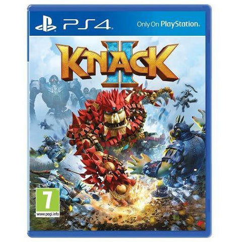 Little Bumper Kids Toys Knack 2 Video Game for PS4
