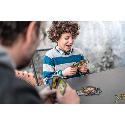Image of Little Bumper Kids Toys Minecraft Uno Card Game