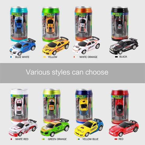 Little Bumper Kids Toys Random color / United States Remote Control Micro Racing Car Toys