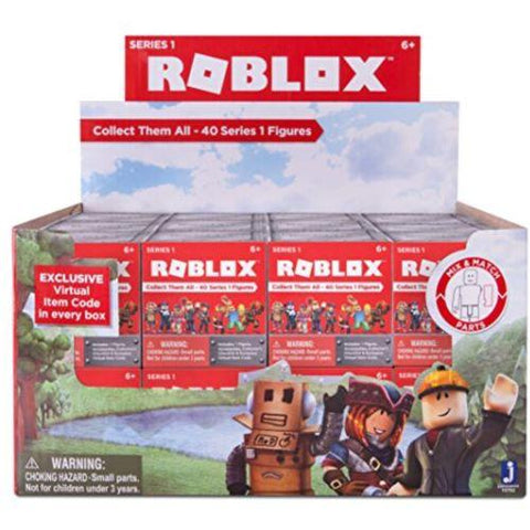 Image of Little Bumper Kids Toys Roblox Action Figure Mystery Box